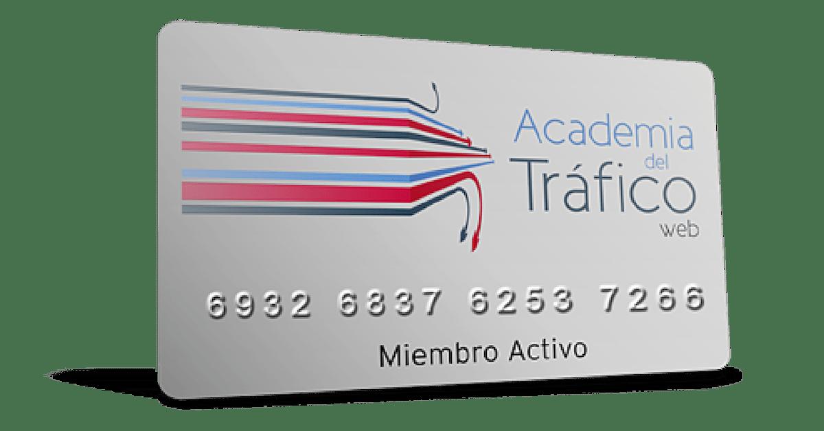 membresía Academia del Tráfico Web